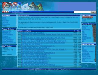 nitroroms.com screenshot