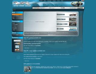 nitrostuntracing.com screenshot