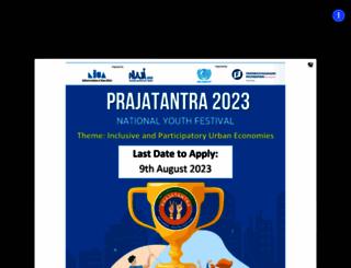 niua.org screenshot