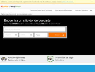 niumba.it screenshot