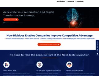 nividous.com screenshot