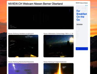 niview.ch screenshot