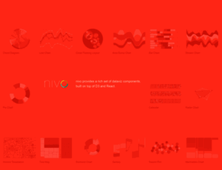 nivo.rocks screenshot