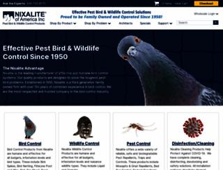 nixalite.com screenshot
