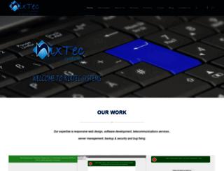 nixtecsys.com screenshot