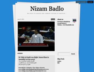 nizambadlo.tumblr.com screenshot