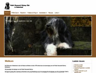 nizinnyclub.nl screenshot