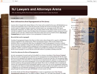 nj-lawyers-and-attorneys-arena.blogspot.com screenshot