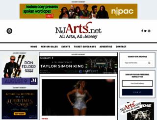 njarts.net screenshot