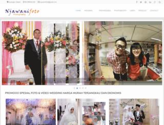 njawanifoto.com screenshot
