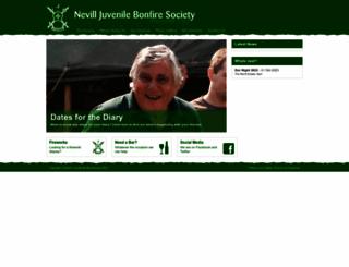 njbs.co.uk screenshot