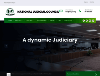 njc.gov.ng screenshot