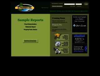 njpropertyfax.com screenshot