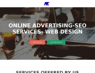 nkadvertising.online screenshot