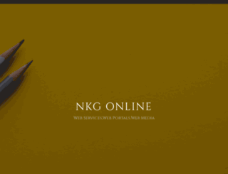 nkgonline.com screenshot