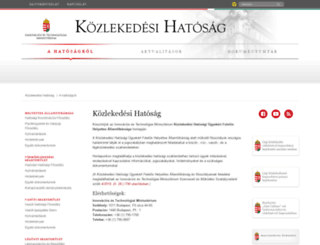 nkh.gov.hu screenshot