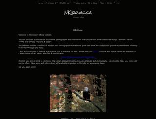nkirouac.ca screenshot