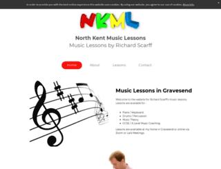 nkml.co.uk screenshot