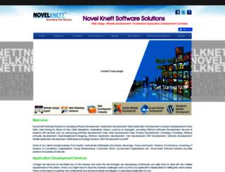 nksoftwaresolutions.co.in screenshot