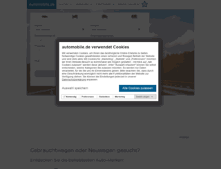 nl.automobile.de screenshot