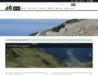 nl.cols-cyclisme.com screenshot