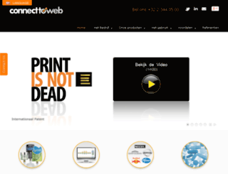 nl.connect-to-web.com screenshot