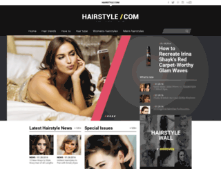 nl.hairstyle.com screenshot
