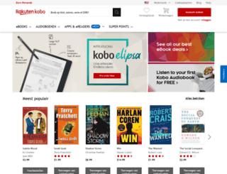 nl.kobo.com screenshot
