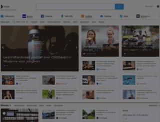 nl.msn.com screenshot