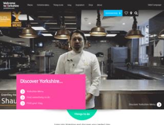 nl.yorkshire.com screenshot