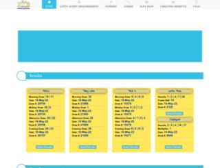 nlcb.co.tt screenshot