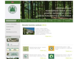 nlcsk.org screenshot