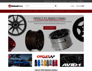 nlmotoring.com screenshot