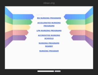 nlnac.org screenshot
