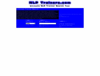 nlpinstitutes.com screenshot
