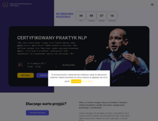 nlppraktyk.pl screenshot