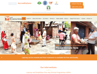 nlrindia.org screenshot
