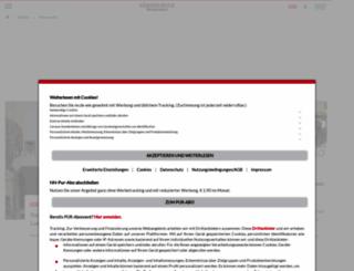 nm-online.de screenshot