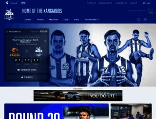 nmfc.com.au screenshot