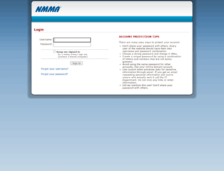 nmma.net screenshot