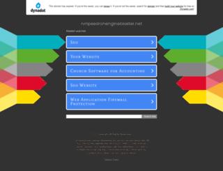 nmpsearchengineblaster.net screenshot