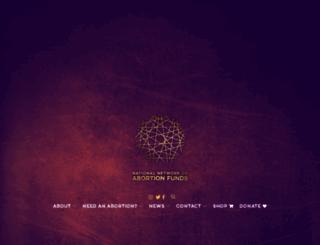 nnaf.org screenshot