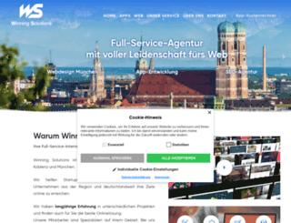 nnagel-freelancer.de screenshot