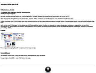 nnh.co.uk screenshot