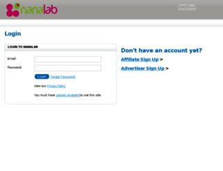 nnlb.hasoffers.com screenshot