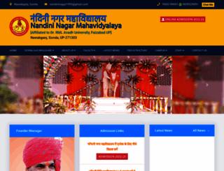 nnmv.org.in screenshot