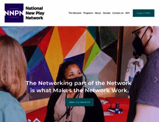 nnpn.org screenshot