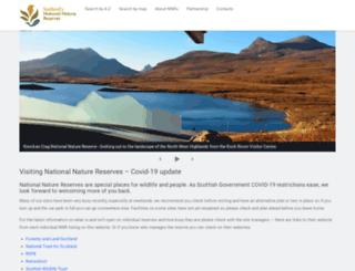 nnr-scotland.org.uk screenshot