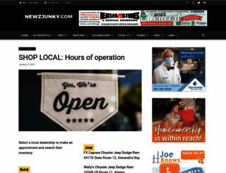 nnywheels.com screenshot