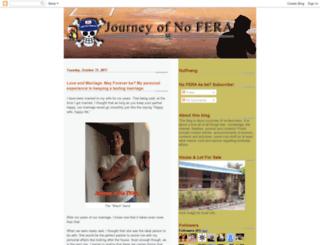 no-fera.blogspot.com screenshot